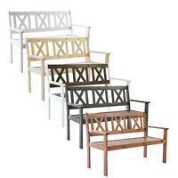 skagerak drachmann bank 120 cm weiss gartenbank s1100505 ebay. Black Bedroom Furniture Sets. Home Design Ideas
