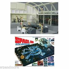 Space 1999 Alpha Moon Base 1:1800 Model Kit-New in Box