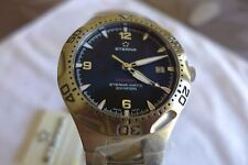 NIB Eterna Monterey Automatic on Bracelet, Swiss Made, AD, MSRP:$3495,10 Pics