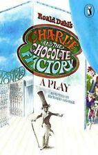 Roald Dahl's Charlie and the Chocolate Factory (Play)-ExLibrary
