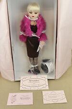 """20"""" Madame Alexander Doll LUST CISSY by Jason Wu Limited Edition NRFB w COA"""
