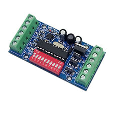 2016 DMX512 Decoder 15A RGB Controller LED Stage lighting Driver Mini Board