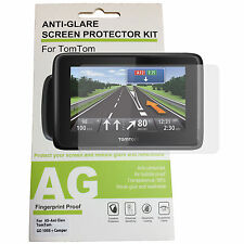 Anti-Glare Screen Protector Kit for TomTom GO Live 1005, Camper & Caravan