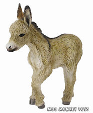 DONKEY FOAL WALKING CollectA # 88409 Farm Animal Replica Toy Figurine  NIP