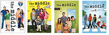 New Sealed The Middle - The Complete Seasons 1-4 DVD 1 2 3 4