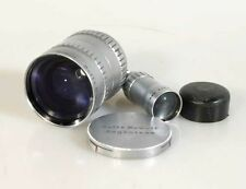 ANGENIEUX RETROFOCUS WIDE ANGLE 10MM F1.8 C MOUNT LENS W/FINDER