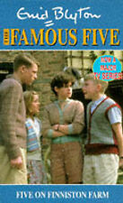 Enid Blyton Five on Finniston Farm (The Famous Five TV tie-ins) Very Good Book