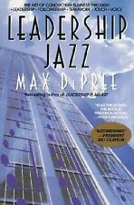 Leadership Jazz: The Essential Elements of a Great Leader Depree, Max Paperback