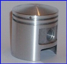 KIT PISTONE PISTON KOLBEN FASCE FB MORINI 50 Scooter -Cil.Nickel -DERBY -SUZUKI