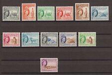 SOMALILAND 1953-8 137/48 MNH Cat £120