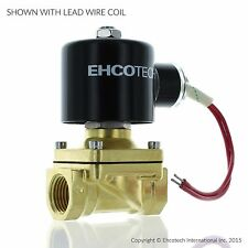 Brass Solenoid Valve Bundle