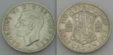 Collectable 1943 King George VI Half-Crown (Silver 0.500)