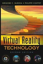 Virtual Reality Technology, Second Edition with CD-ROM-ExLibrary