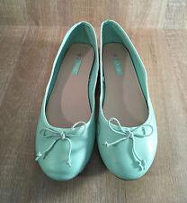Ladies Next Ballet Pumps, Shoes Mint Size 6