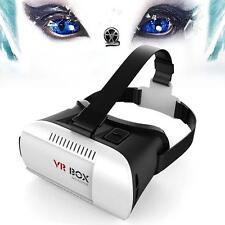 Google Cardboard VR BOX Virtual Reality 3D Glasses For Samsung Galaxy S 6 5 4