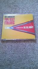 HOT CHOCOLATE You Sexy Thing UK 3-track CD single as featured in The Full Monty