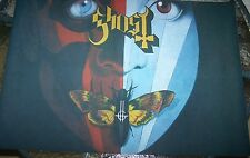 Ghost meliora Cirice Art poster silk fabric cloth Print wall decor infestissumam
