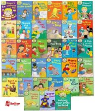 Read with Biff Chip Kipper Collection Levels 1-3 - 33 Book Set - Oxford Reading