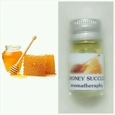 HONEY SUCCLE AROMA ESSENTIAL OIL FOR DIFFUSER, SPA BATH, CANDLE LAMP,  5ml