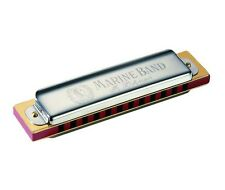 Hohner SOLO TUNED AS CHROMATICS ARE Marine Band 364 Harmonica C 12 Hole LTD QTY
