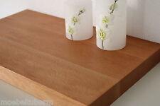 Wandboard Buche Massiv Holz Board Regal Steckboard Regalbrett NEU