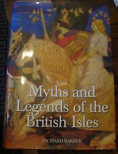 MYTHS and LEGENDS of the BRITISH ISLES 1999 Barber FREE US SHIPPING Look