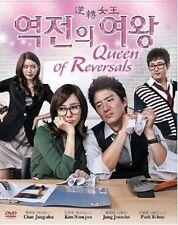 Queen of Reversals Korean Tv Drama ( 5 DVD ) Good Eng Region ALL