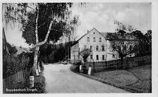 AK Sommerfrische Rauschenbach Erzgeb. Gasthof Postkarte