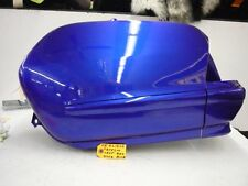 HONDA GOLDWING 01-12 GL1800 GL 1800 LEFT SADDLEBAG BOX LUGGAGE OEM NOVA BLUE