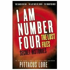 Pittacus Lore - I Am Number Four (2013) - New - Trade Cloth (Hardcover)