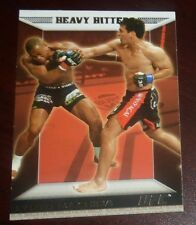 Lyoto Machida 2011 Topps UFC Moment of Truth Elite Skills Insert Card #ES-LM 157