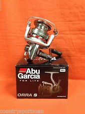 ABU GARCIA Orra S 30 Spinning Reel Gear Ratio 5.8:1 #1324546 (ORRA2S30)