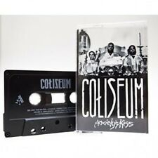 Coliseum - Anxiety's Kiss CASSETTE TAPE - SEALED new copy