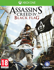 Assassins Creed 4 Black Flag ~ XBox One (in Great Condition)