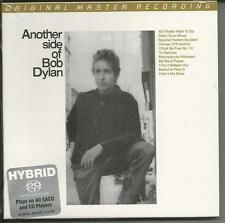 Another Side Of Bob Dylan ~ Bob Dylan  Hybrid SACD - Mfsl - Neu