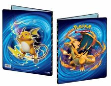 Ultra Pro 9 Pocket Pokemon Binder Portfolio. XY12 Evolutions. Holds 90-180 cards
