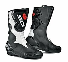 SIDI FUSION SPORT BOOTS MOTORBIKE MOTORCYCLE MOTOCROSS CE Approved UK 12.5