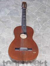 Vintage Keßler Klassik guitarra guitarra masivamente Kessler luthier Guitar Germany 1957