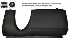 BLACK STITCH DRIVER SIDE LOWER DASH TRIM COVER FITS BMW 6 SERIES E24