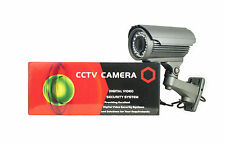 "1/3"" SONY 2.8-12mm 1.4MP BULLET CCTV 40M IR ZOOM LENS IP65 NIGHT VISION CAMERA"