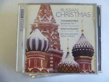 RUSSIAN CHRISTMAS TCHAIKOVSKY RIMSKY KORSAKOV OUT OF PRINT BBC FREEPOST CD