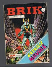 BRIK  N°217   mon journal 1987