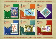 RUSSIA 2015, Full Sheet, The 2018 FIFA World Cup, Team