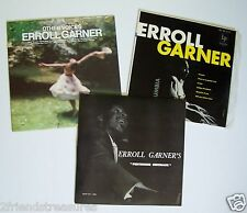 LP Erroll Garner Lot Other Voices Penthouse Serende Jazz Piano Columbia Savoy