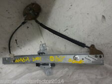 HATCHBACK 2001 PETROL DIESEL MK1 TOYOTA AVENSIS DRIVER FRONT WINDOW  REGULATOR