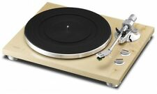 TEAC TN-300 Turntable/Cartridge/Dustcover/Preamp/USB TN300-Natural Wood 100