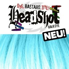 HEADSHOT - Banzai Blue NEU! (9,27€/100ml) | Haarfarbe 150ml | Tattoo | Punk