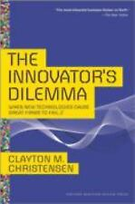 The Innovator's Dilemma: When New Technologies Cause Great Firms to Fail Manage
