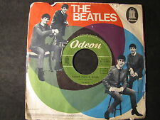 """The BEATLES-Eight Days a Week/No Reply single 7"""""""