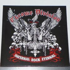 Chrome Division - Infernal Rock Eternal / Doppel-LP ltd (NB 3092-1) grey